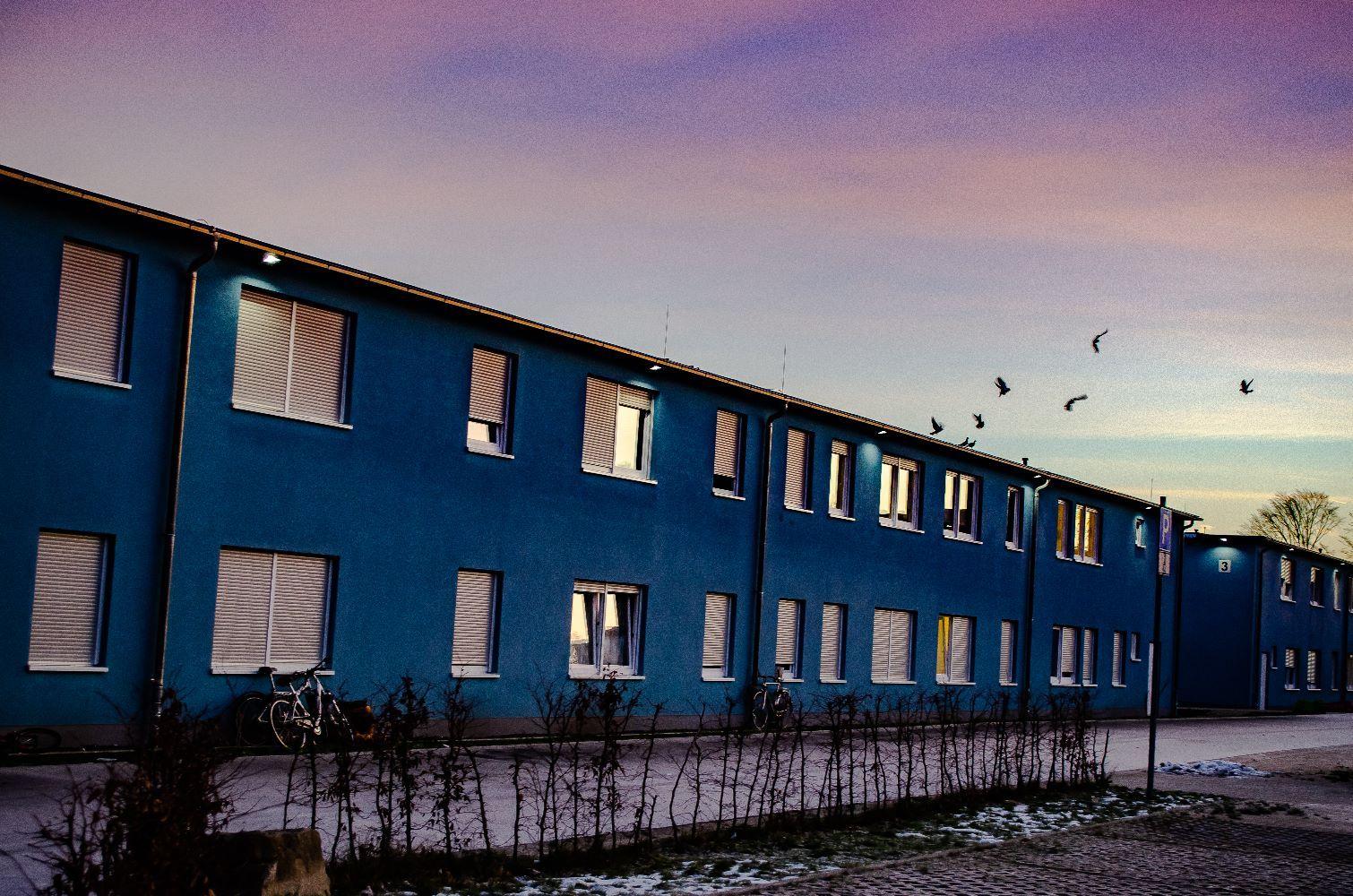 Flüchtlingsunterkünfte In Essen